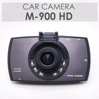 M900 Advanced Portable Car Camera