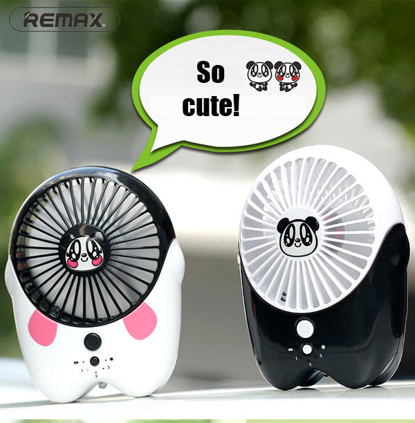 Remax F6 Cartoon Mini Portable Handheld Fan