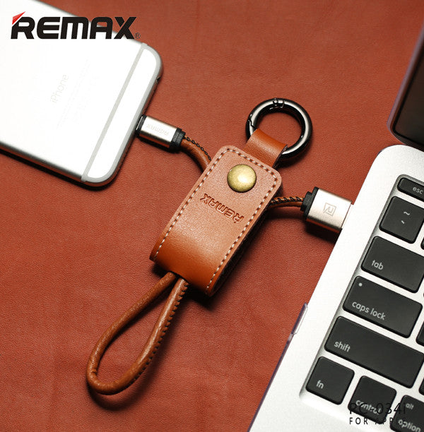 Remax RC-034i Western Cable for Apple Lightning