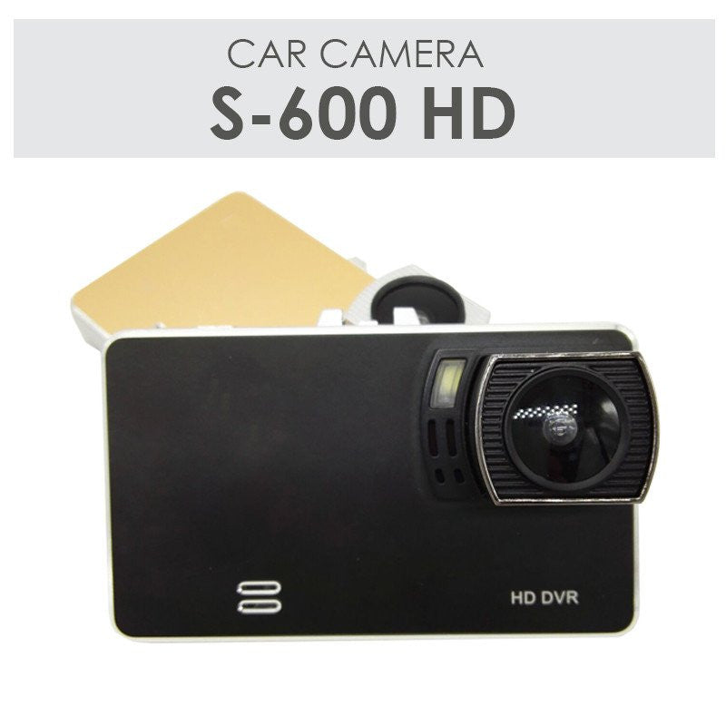 S600 Car Camera with DVR Camcorder