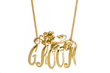 GROOM BAROQUE NECKLACE Neckpieces Mordekai