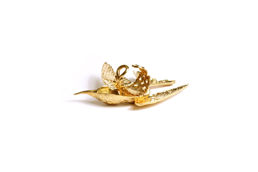 hummingbird ring with moving wing! rings Mordekai