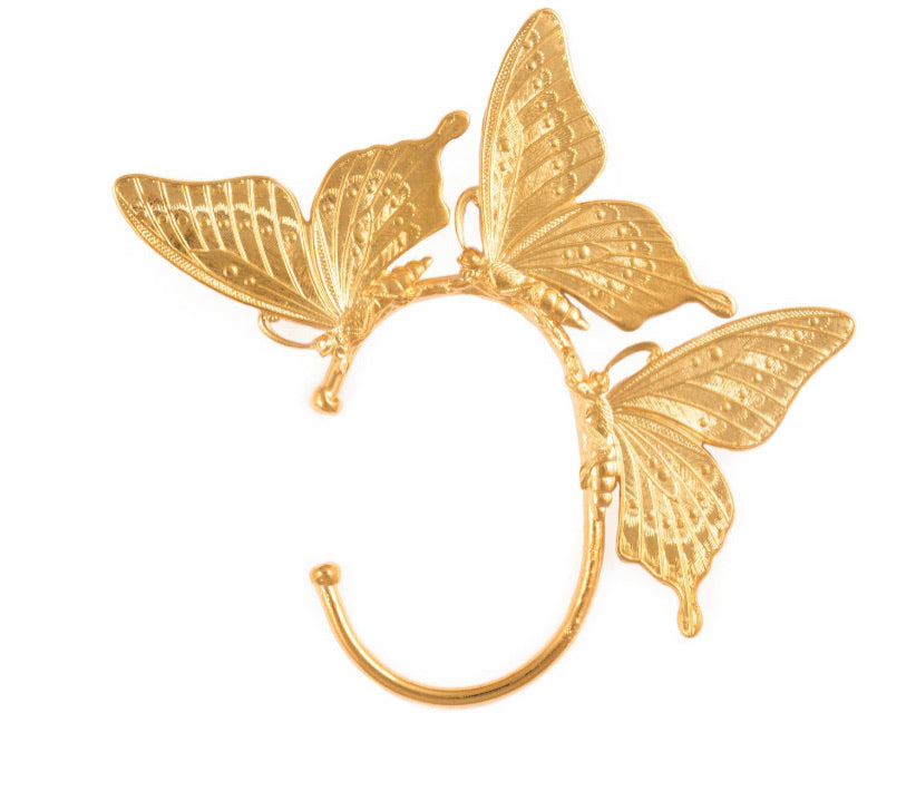 Butterwing Princess EARCUFF