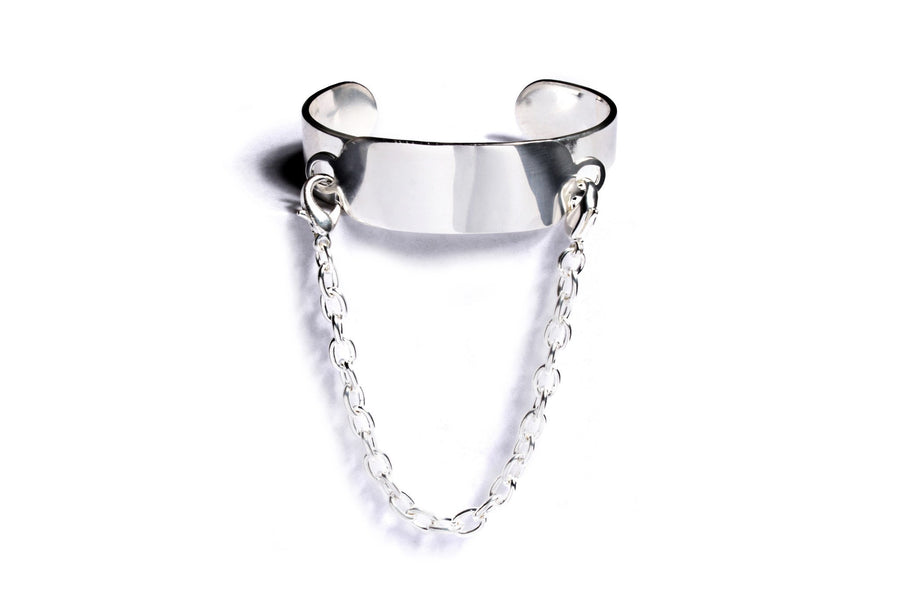 MED ID CUFF W/ DETACHABLE CHAIN cuffs Mordekai