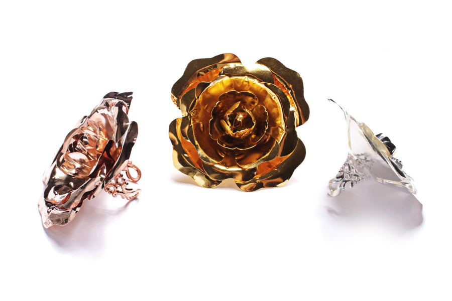 ROSE 2.0 RING Rings Mordekai