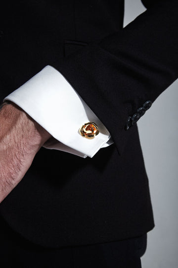 ROSE CUFFLINKS Mordekai