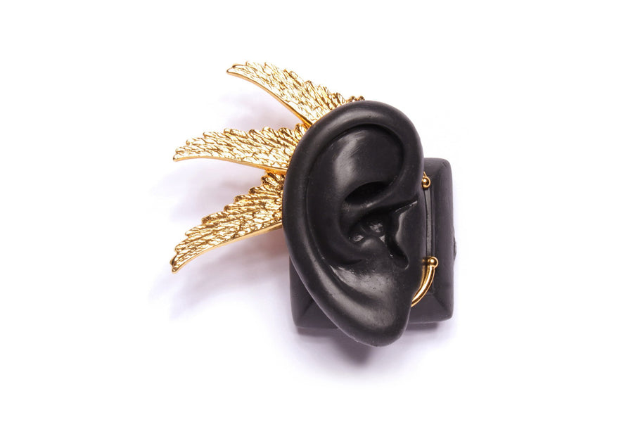 WING 2.0 EARCUFF REVERSIBLE earrings Mordekai