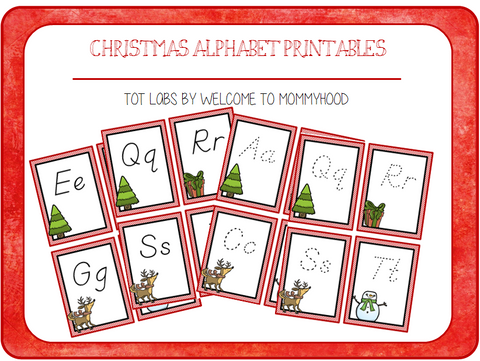 Christmas Letter Cards
