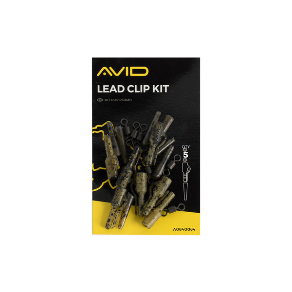 Avid Carp Lead Clip Kit