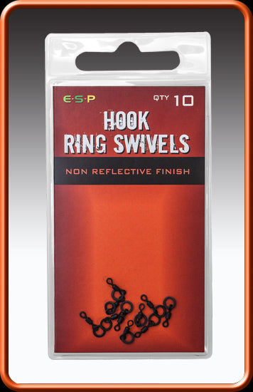 E-S-P Hook Ring Swivels