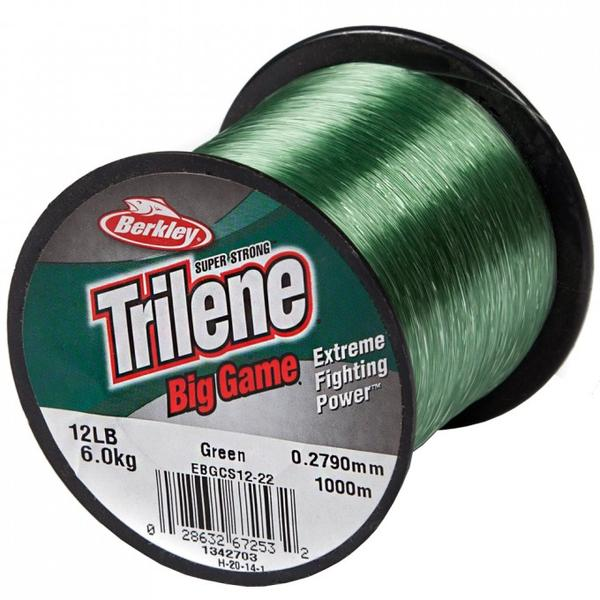 Berkley Trilene Big Game Line - Green