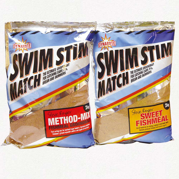Dynamite Baits Swim Stim Match Groundbaits 2kg