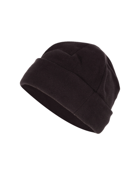 Leeda Black Fleece Hat
