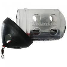 Kamasan Black Cap Feeders