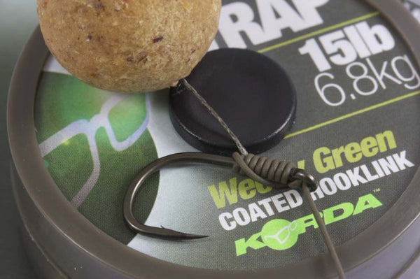 Korda Soft N-Trap Coated Hooklink
