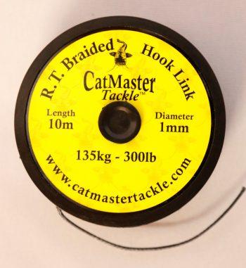 Catmaster R.T Braided Hooklink