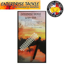 Entreprise Tackle Worm Stops