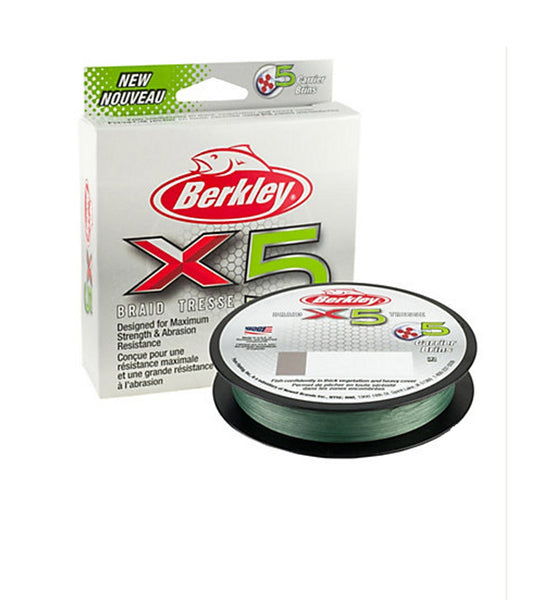 Berkley X5 Braid 150 Metres