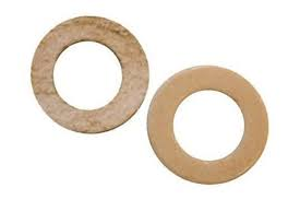 Gardner Leather Lock Washers
