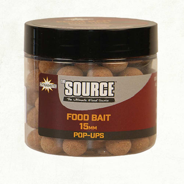 Dynamite Baits The Source 15mm Foodbait Pop-Ups