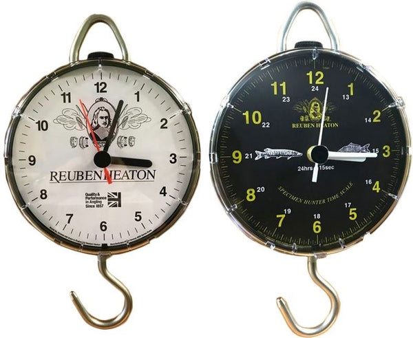 Reuben Heaton Timescale Clocks