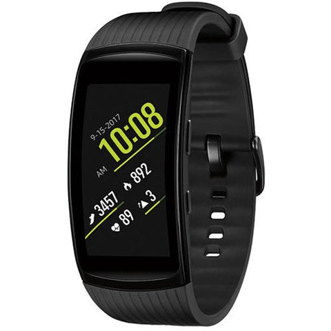 Samsung Gear Fit 2 Pro SM-R365 Small Size Sports Watch (Black)