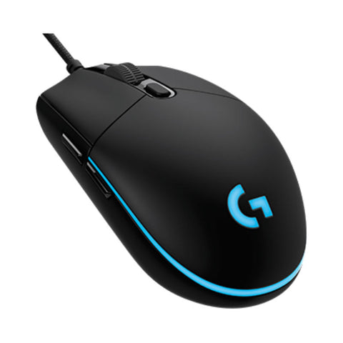Logitech G102 Prodigy Programmable RGB Gaming Mouse (Black)