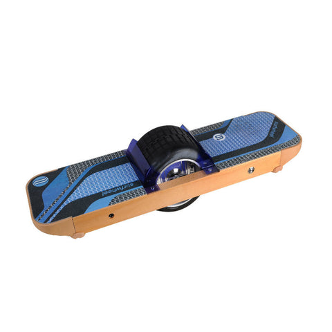 Surfwheel R1 Electric Skateboard (Blue)