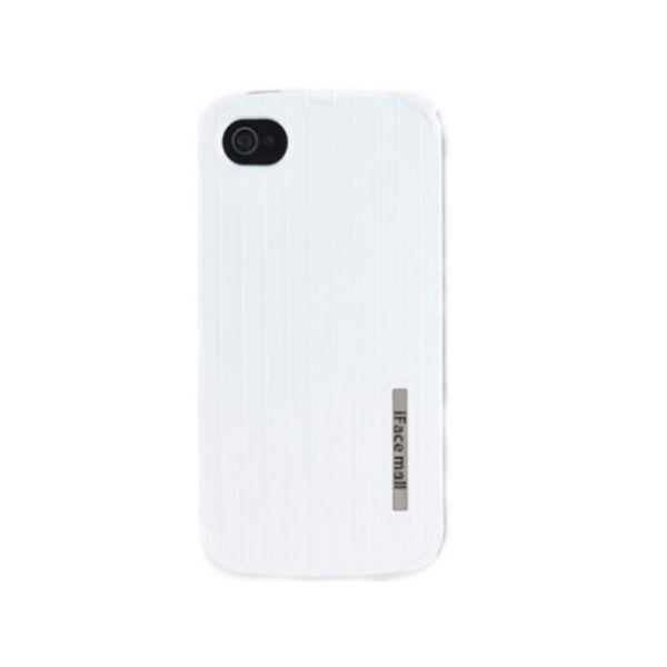 Anti Drop Protective Silicone Shell 3.5 inch for iPhone 4S (White)