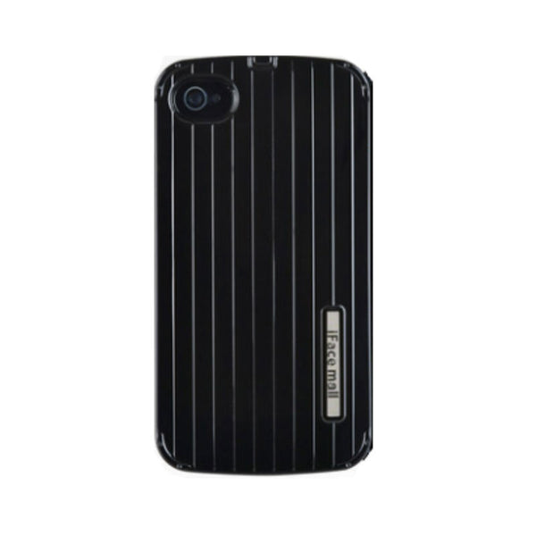 Anti Drop Protective Silicone Shell 3.5 inch for iPhone 4S (Black)