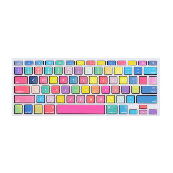 Liquid Silicone Keyboard Protective Film for Macbook New Pro 13 (No Touch Bar)