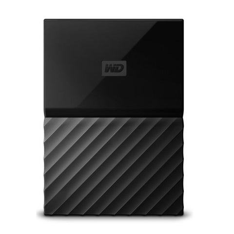 WD My Passport 4TB WDBYFT0040BBK External Hard Drive (Black)