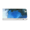 Abstract Painting Mobile Phone Protective Cover 4.7 inch for iPhone 6/6s (Blue Quicksand)