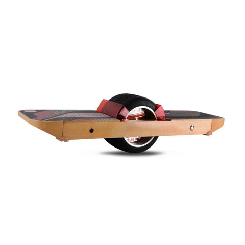 Surfwheel R1 Electric Skateboard (Red)