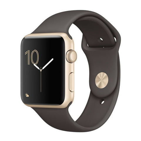 Apple Watch 42mm Sport Band MNNN2 (Gold Brown)
