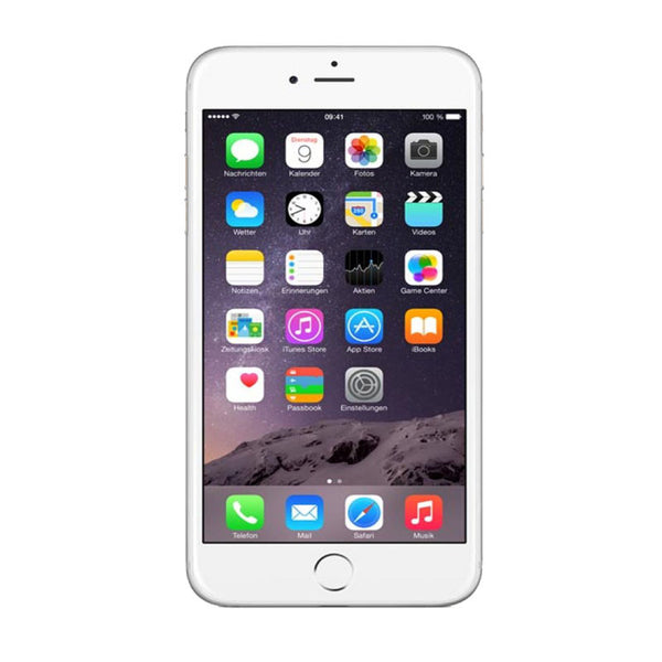 Apple iPhone 6S Plus 128GB 4G LTE Silver Unlocked (Refurbished - Grade A)