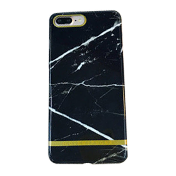 High-end Mobile Phone Shell 4.7 inch for iPhone 7 (Marble Black)
