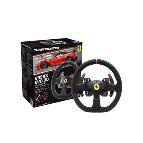 Thrustmaster 599XX (Ferrari 599XX EVO 30 Alcantara Wheel Add-On) for PC/PS3/PS4/Xbox One