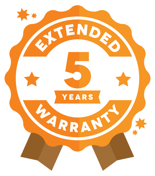 Extend Warranty 5 years