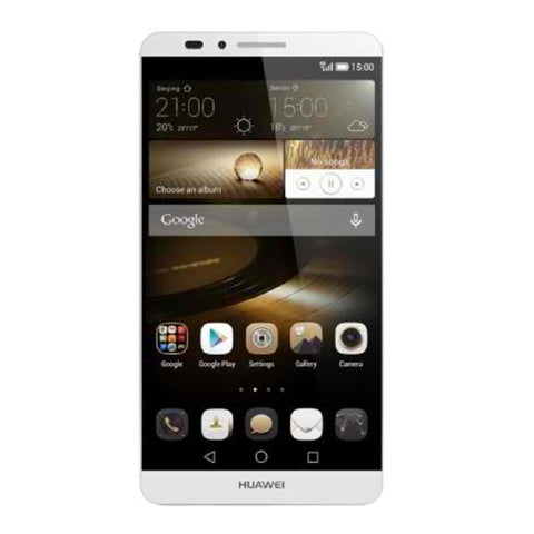 Huawei Ascend Mate7 Dual 16GB 4G LTE Silver (MT7-UL00) Unlocked (CN Version)