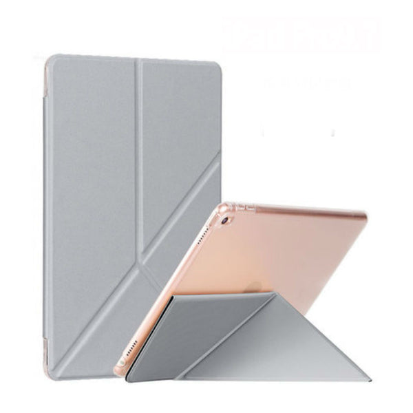 Protective 9.7 inch Simple Shell Thin Sleeve Case for iPad Air Pro (Silver)