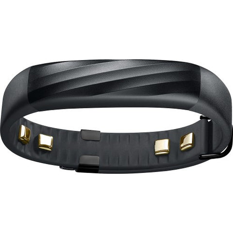JawBone UP3 Fitness Tracker (Black Twist)