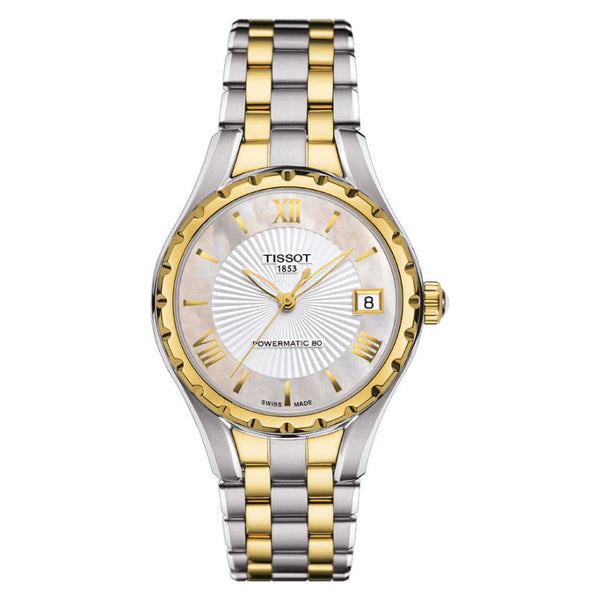 Tissot Lady 80 T0722072211800 Watch (New with Tags)