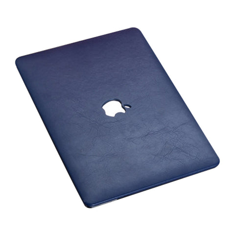 Protective Cover Leather Case 13 inch for Apple MacBook Air (Blue)