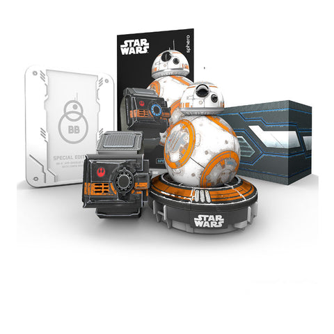 Orbotix Sphero BB-8 Star Wars Droid with Force Band Special Edition