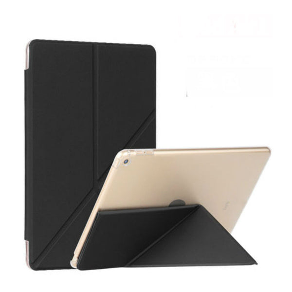 Protective 9.7 inch Simple Shell Thin Sleeve Case for iPad Air 1 (Black)