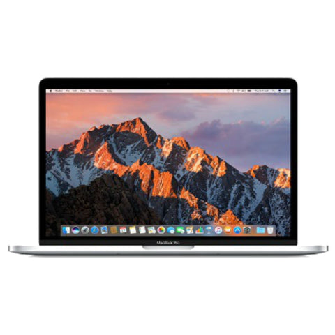 Apple MacBook Pro i5 4GB 13-Inch Laptop with Touch Bar and Integrated Touch ID Sensor (MNQG2ZP/A) Silver