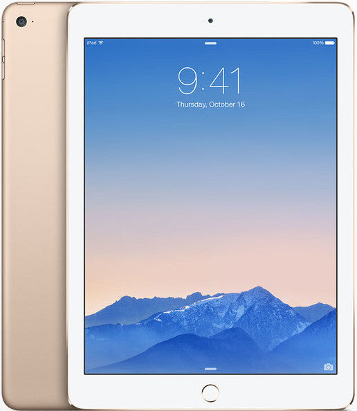 "Apple iPad Pro 12.9"" 32GB Wifi Gold"