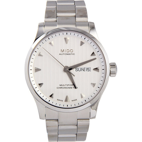 Mido Multifort M0054311103100 Watch (New with Tags)