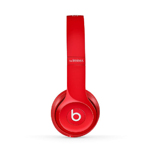 Beats Solo2 Wireless Headphones (Red) (MHNJ2PA/A)